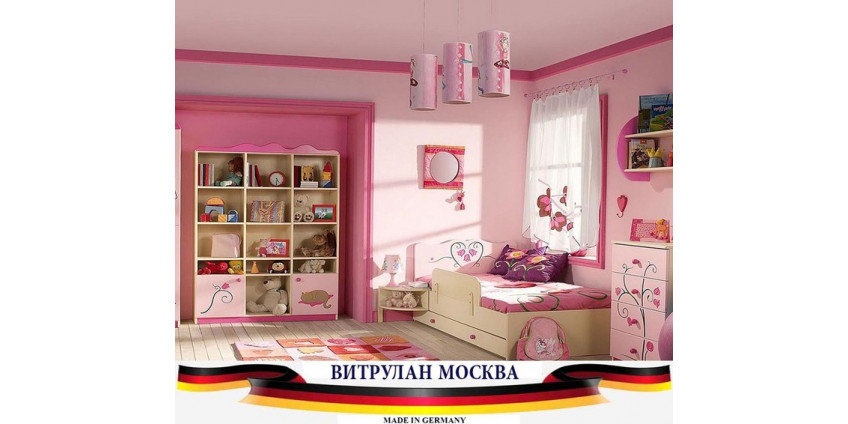Фото обоев в детских комнатах