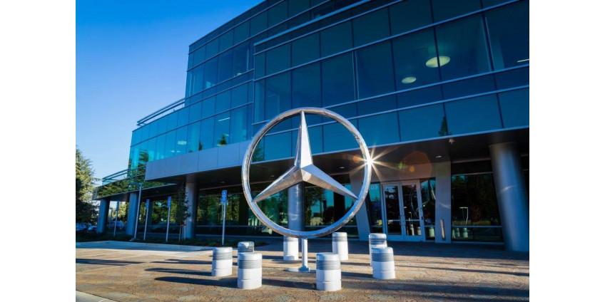 Стеклотканевые покрытия Vitrulan на заводе Mercedes-Benz