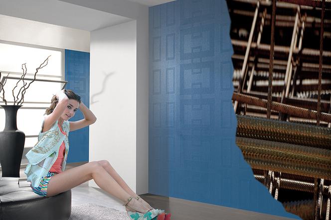 Отделка потолка стеклообоями «Витрулан»
