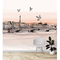 Париж, S1023, размер 291х270 см