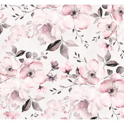 Цветы, S1063, размер 291х270 см