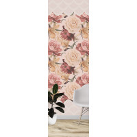 Розы, S1151, размер 97х270 см