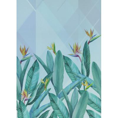 Цветущий фикус, S1192, размер 194х270 см